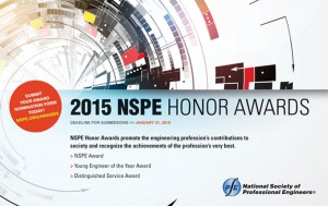 NSPE Honor Award 2015