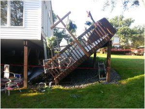 Deck collapse - JFSzautner