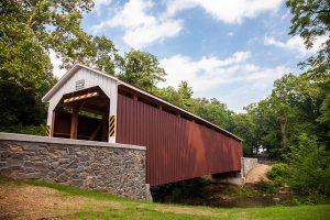 Siegrist's Mill Covered Bridge